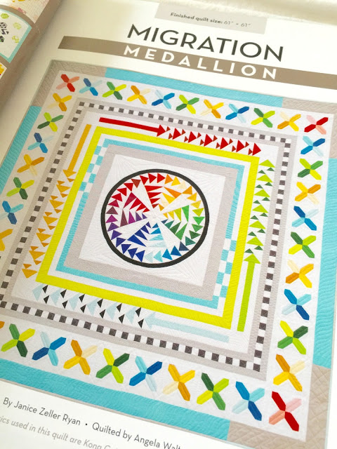 MIGRATION MEDALLION - Janice Zeller Rayn
