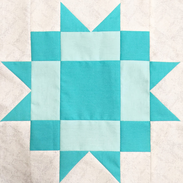 Summer Sampler Block