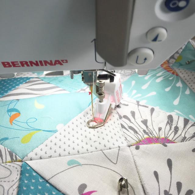BERNINA BSR Flying Geese
