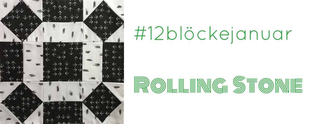 Rolling Stone 6koepfe 12bloecke
