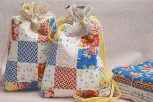 Geschenke verpacken Beutelchen