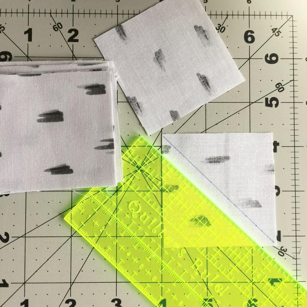 Diagonalen einzeichnen
