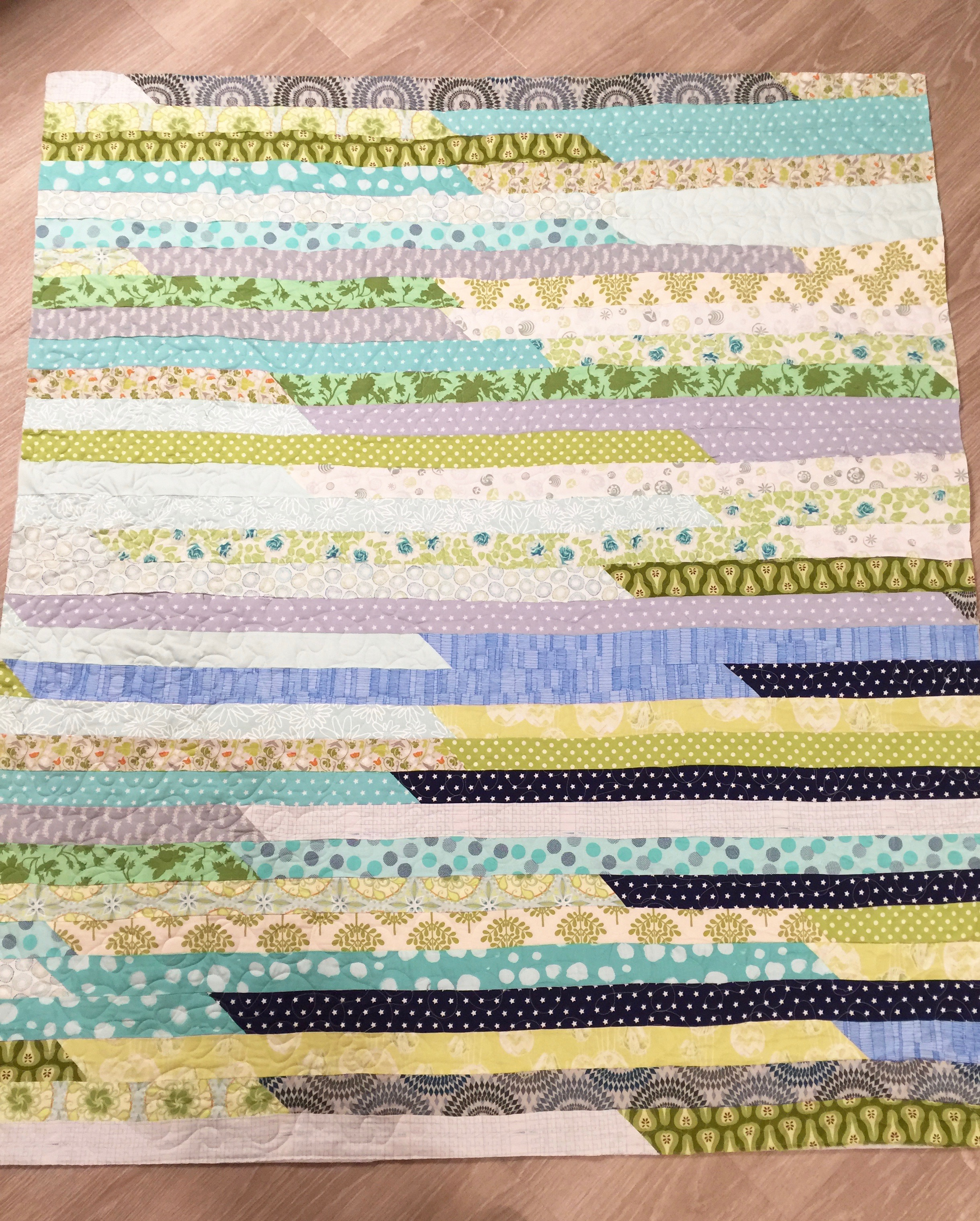 Lilly´s Lasagnequilt