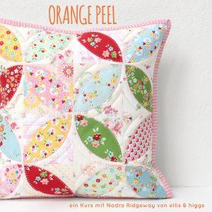 Kissen Orange Peel Nadra Ridgeway