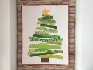 Washi Tape Weihnachtsbaum