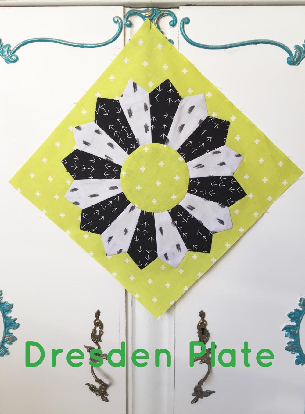Dresden Plate April