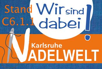 Nadelwelt Karlsruhe Stand C6.1.1