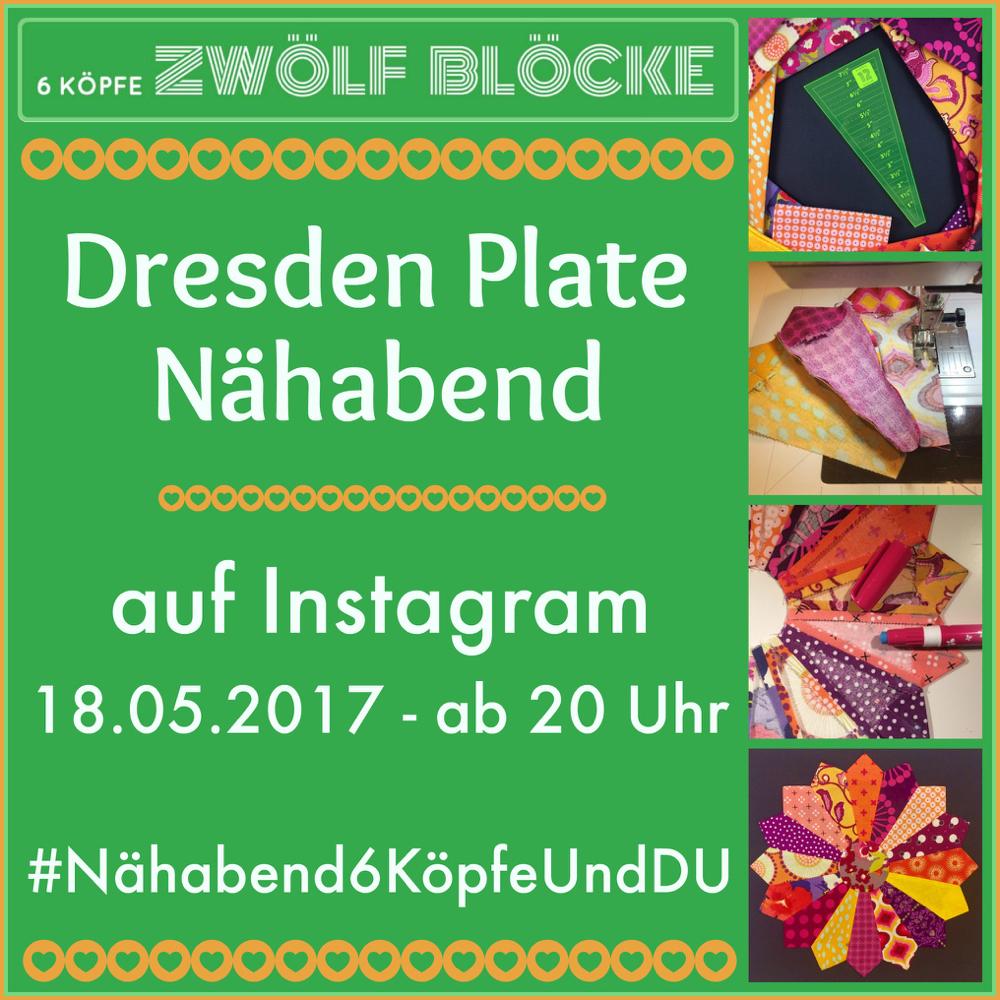 Button Instagram Naehabend