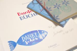 Signatur Bunte Buecher