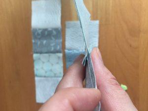 Quadrate nesten ineinander