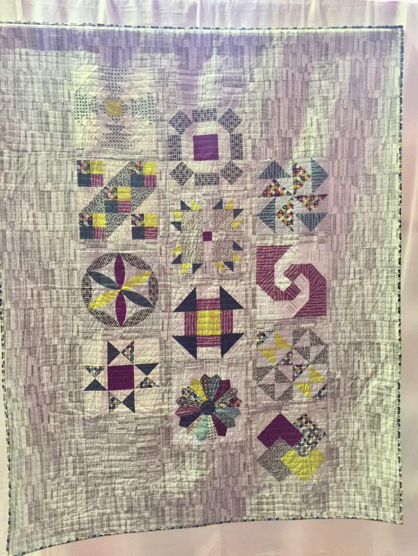 6 Köpfe Quilt Ausstellung in Wiener Neustadt