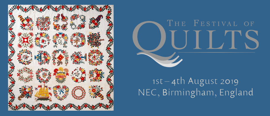 The Festival of Quilts Birmingham